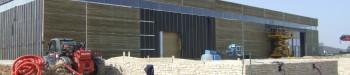 CONSTRUCTION D'UNE TONNELERIE (71 – MERCUREY)