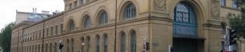 CREATION DU CENTRE DE STATISTIQUE DE L'INSEE ( METZ 57 )